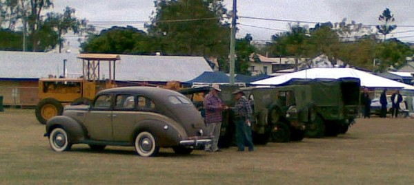 Army Staff Car WWII