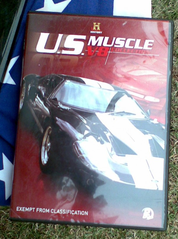 US Muscle DVD