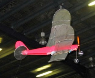 red-biplane