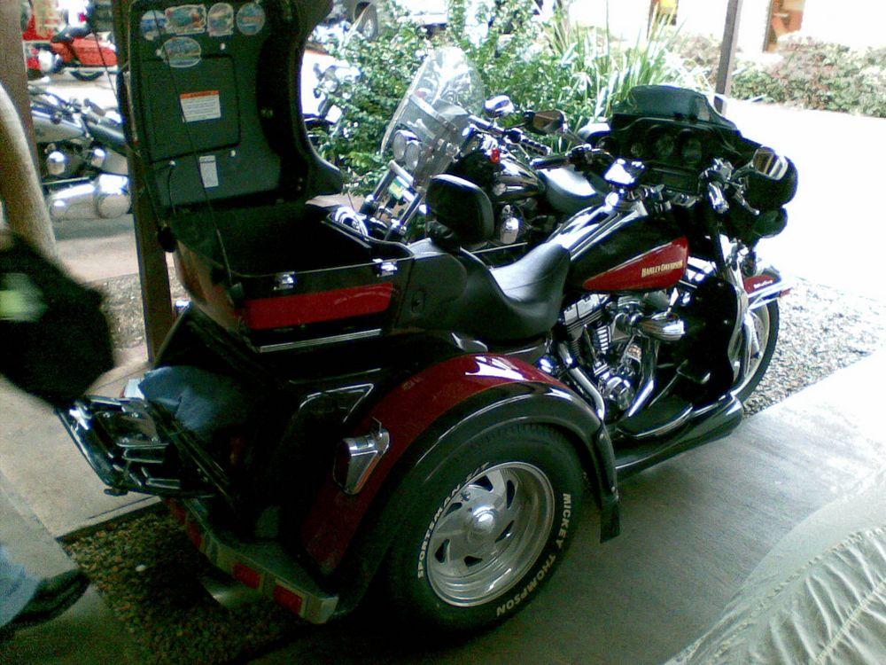 Harley Davidson 3 Wheeler Corvette