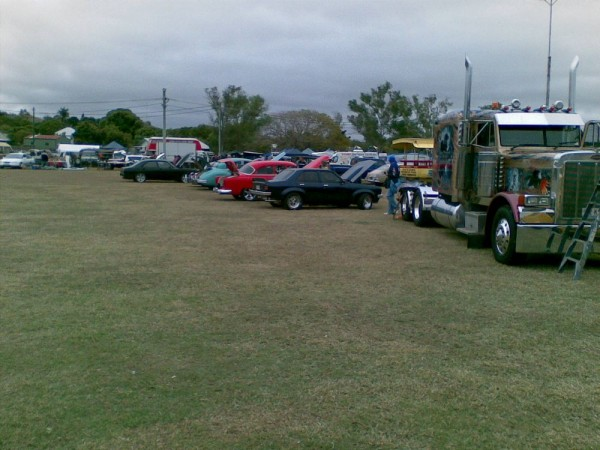 Charters Towers Car Show 2011